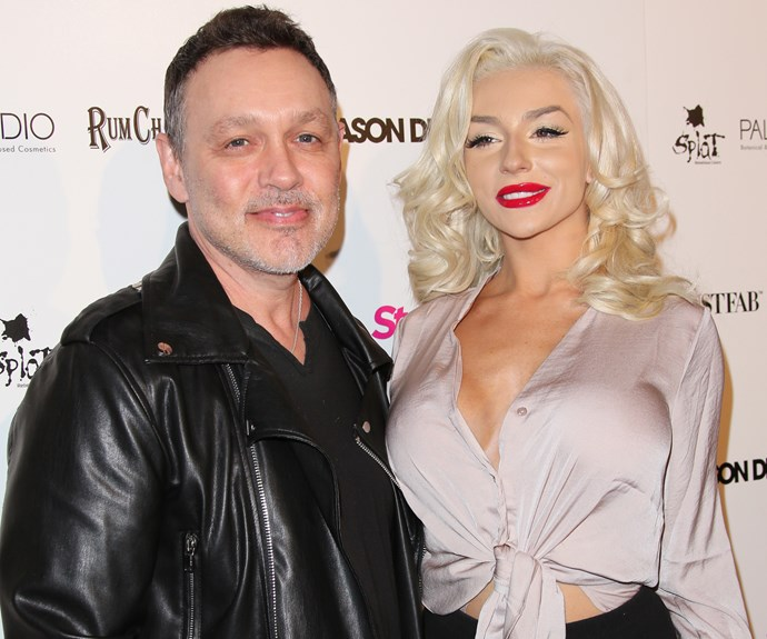 **Courtney Stodden and Doug Hutchinson: 35 years** When the *Lost* actor married his wife in 2011, (the two have since split up) the pair faced backlash for the fact that she was 16 and he was 51.