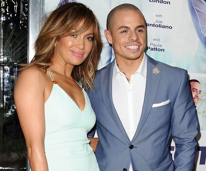 **Jennifer Lopez and Casper Smart: 18 years** Before getting together with current beau Alex Rodriguez, 48-year-old J-Lo dated 30-year-old dancer/actor Casper Smart.