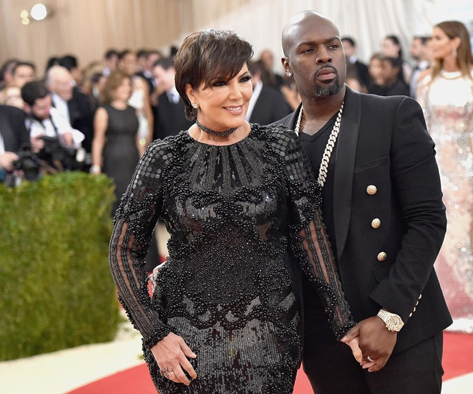 **Kris Jenner and Corey Gamble: 25 years** The 61-year-old Kardashian matriarch turned heads at the Met Gala with her 36-year-old beau, Corey.