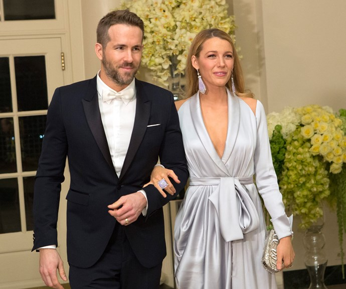 **Blake Lively and Ryan Reynolds: 11 years**  Even Hollywood's golden couple has a huge age gap! She is 30 and he is turning 41 in October. The pair met on the set of the superhero flick *Green Lantern*, where they played love interests.
