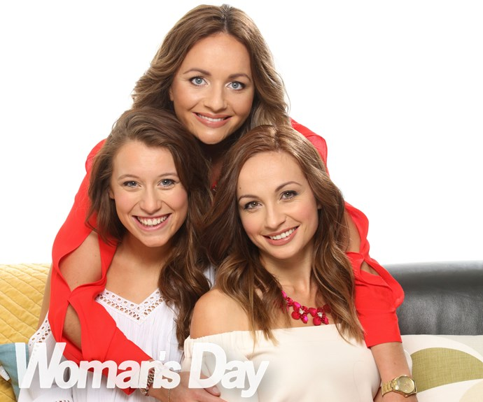 The girls' mother is TV producer Janine Morrell-Gunn, while Faith's dad is none other than iconic Kiwi star Jason Gunn. And just to keep the theme running, Eve and Grace's father Tony – who separated from Janine when the girls were little – also works in television!