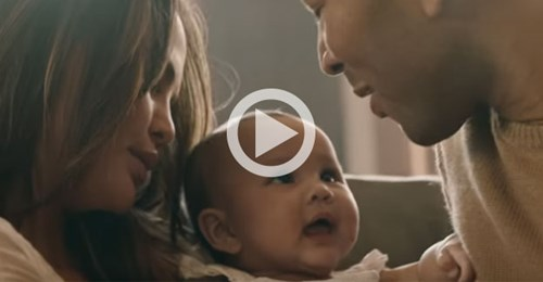 John Legend's baby stars in his brand new music video | Woman's Day
