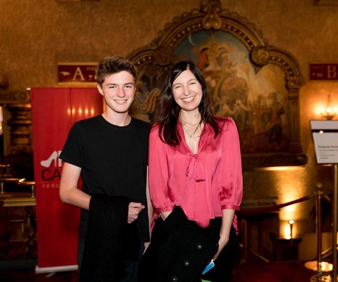 Felix Swadel, Kirsten Marcon. Photo: Carmen Bird