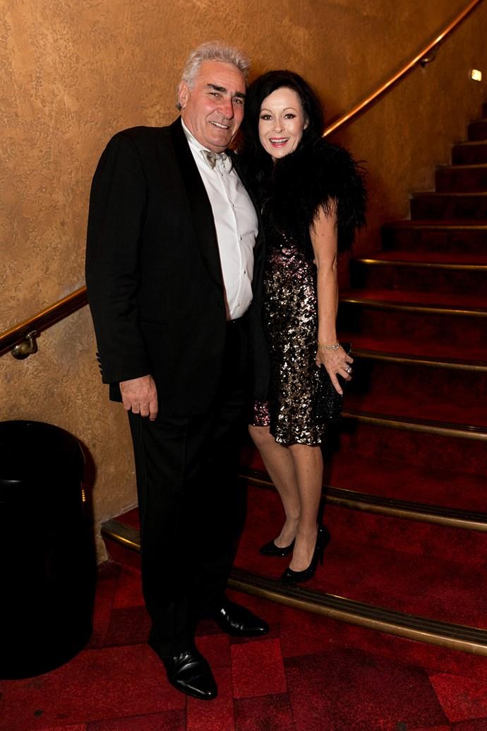 Richard and Anne Batley Burton. Photo: Carmen Bird