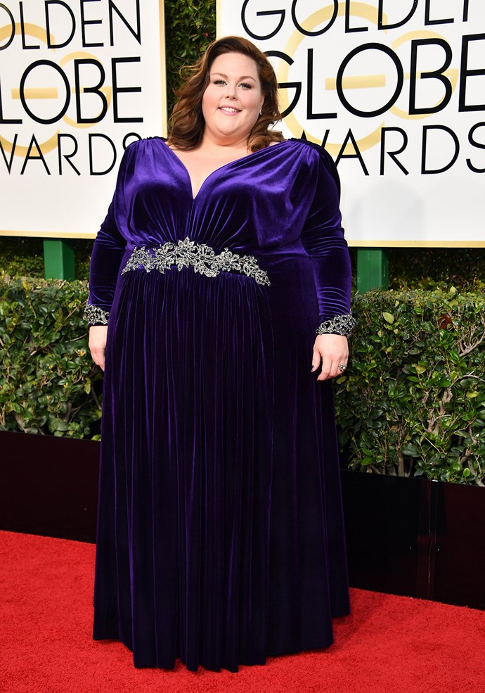 *This Is Us* star Chrissy Metz