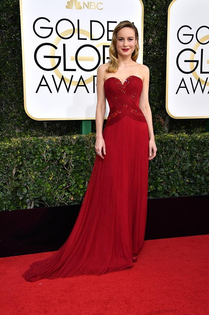 **Best** Brie Larson in Rodarte