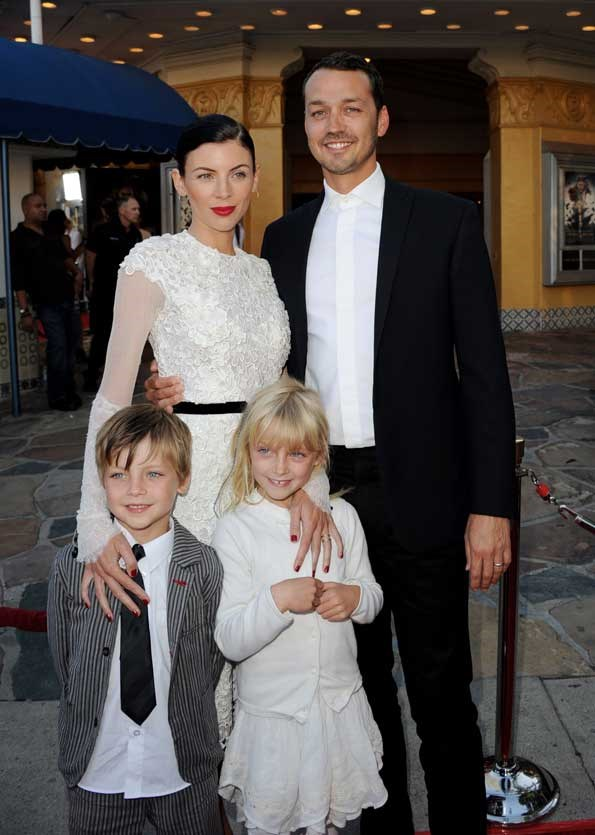 The family Liberty Ross is trying to protect