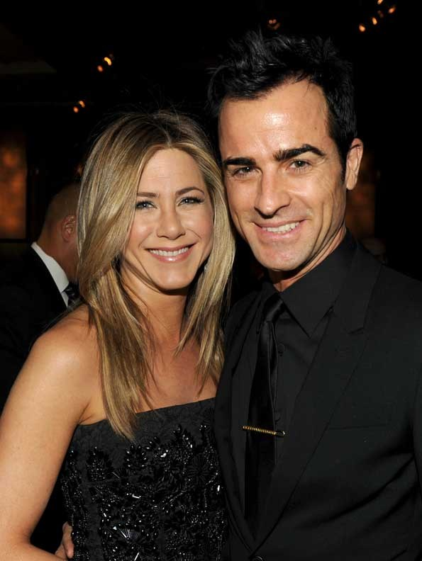 Jennifer Anniston and Justin Theroux are engaged