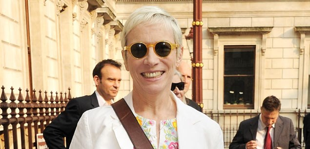 Annie Lennox marries for the third time