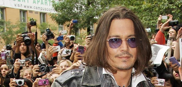 Has Johnny Depp rekindled fling with Amber Heard?