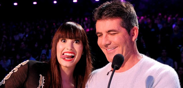 Will Simon Cowell fire Demi Lo