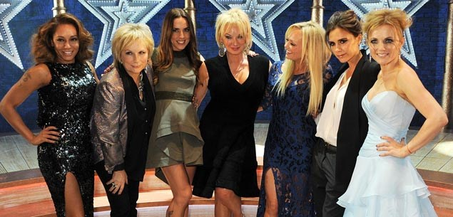 Spice Girls to replace Posh