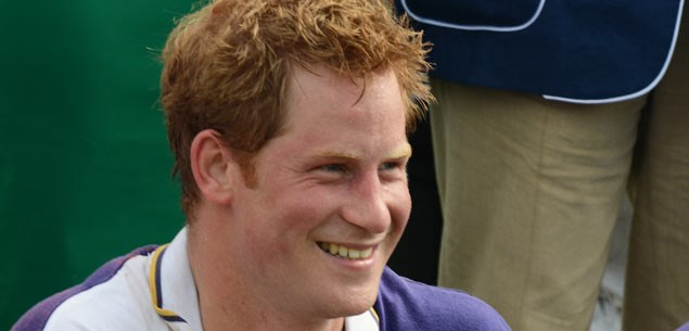 "Prince Harry ""can't wait"" to become uncle"