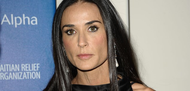 Demi Moore has another night out with toyboy