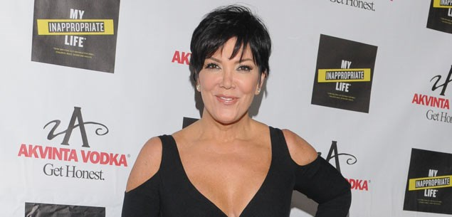Sources claim Kris Jenner forces young daughters to work to the bone