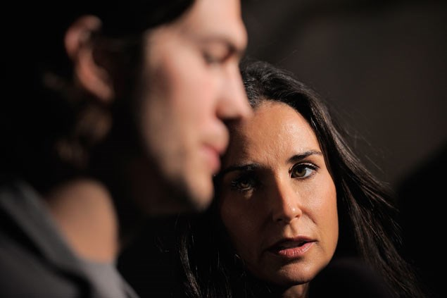 Demi Moore and Ashton Kutcher's divorce battle
