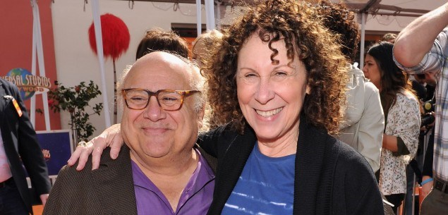 Danny DeVito and Rhea Perlman's second chance