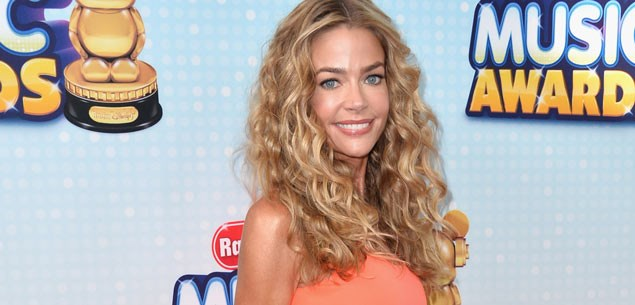 Denise Richards cares for Charlie Sheen's twins