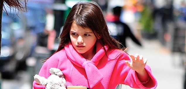 Suri Cruise to launch fashion line
