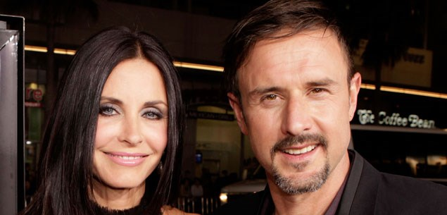 Courteney Cox and David Arquette finalise divorce