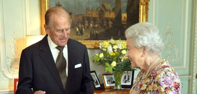 Prince Philip in hospital