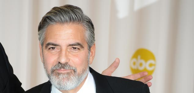 George Clooney splits with Stacy Keibler