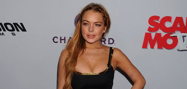 Lindsay Lohan linked to Marilyn Monroe