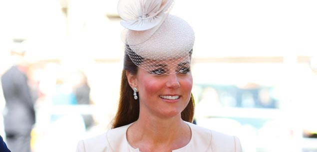 Kate Middleton admitted to hospital in labour