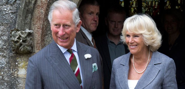Prince Charles is 'overjoyed' at new arrival