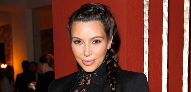Kim Kardashian buys $1400 car seat