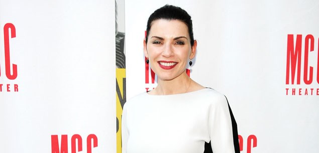 Julianna Margulies ready for George Clooney wedding