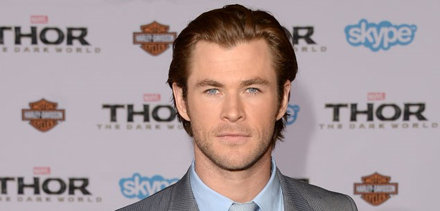 Chris Hemsworth's radical milkshake diet