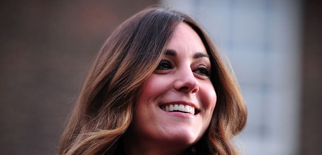 Duchess of Cambridge under fire for grey hair
