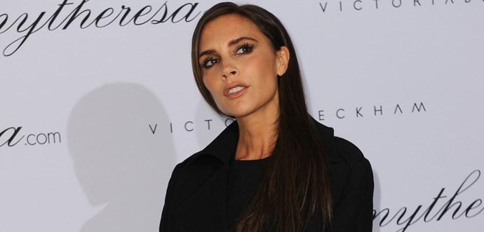 Victoria Beckham sells wedding crown