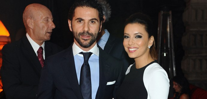 Eva Longoria reveals new boyfriend