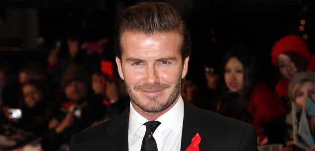 David Beckham wants Brad Pitt to play him