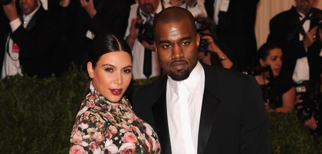 Kim and Kanye to marry at Versailles