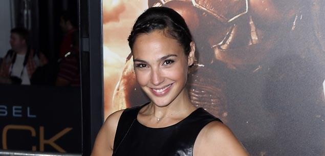 Gal Gadot to play Wonder Woman