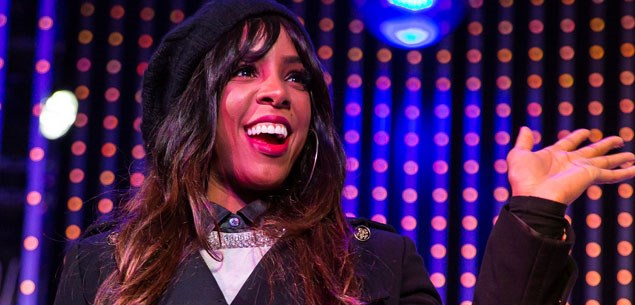 Kelly Rowland reveals Skype proposal
