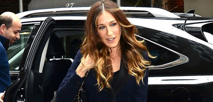 Sarah Jessica Parker reveals tabloid pain