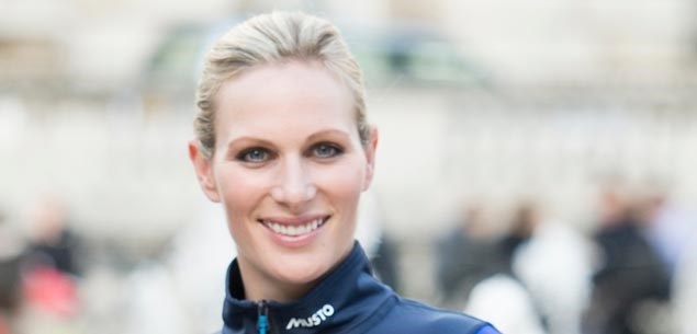 Zara Phillips.