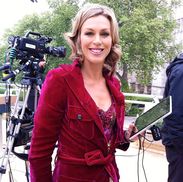 Wendy was given a once-in-a-lifetime career opportunity in 2011 – to host TV One's coverage of William and Kate's wedding in London.