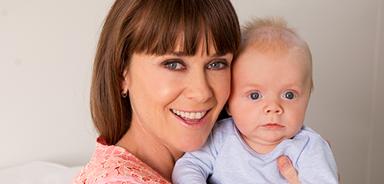Toni Marsh's miracle baby joy