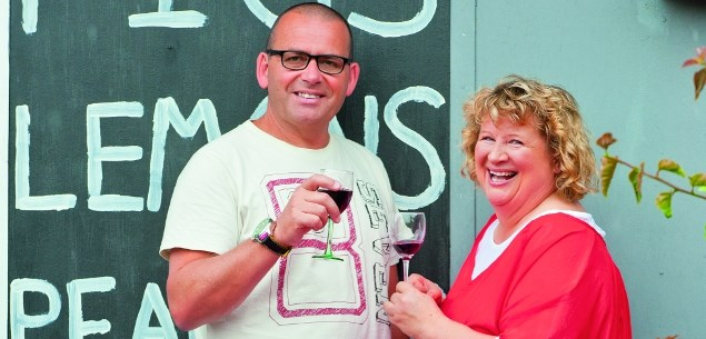 Paul Henry and Annabelle White: 'why we need each other'