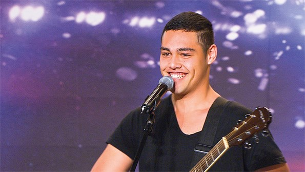 Kale's powerful ballad struck the right note with the judges on New Zealand\'s Got Talent.
