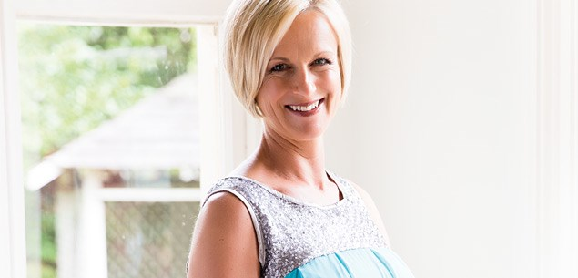 Against the odds - Suzy Clarkson's IVF miracle