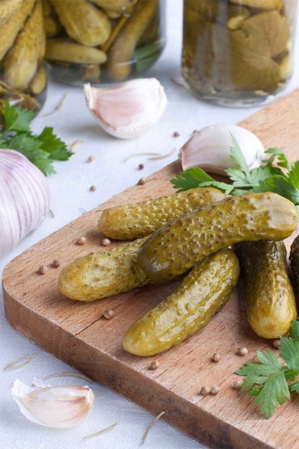 Cucumbers can be enjoyed fresh or pickled
