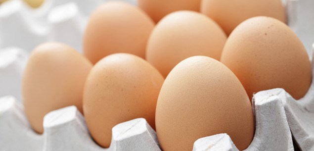 Rude health: Men and boiled eggs