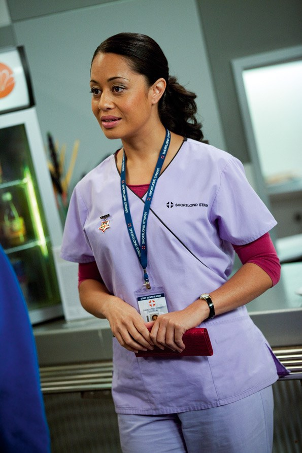 Teuila's hard work has paid off – she's now a household name on Shortland Street as Vasa Levi.