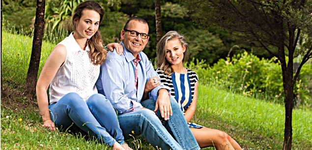 Paul Henry's New Life: My Girls saved me'